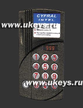 Универсальный ключ для домофона Cyfral Цифрал CCD-20, Цифрал CCD-40 и не